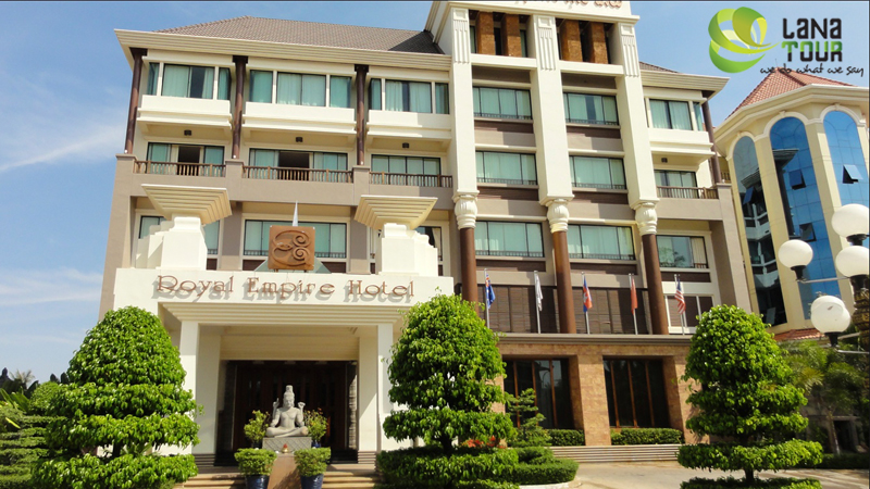 ROYAL EMPIRE HOTEL 3*