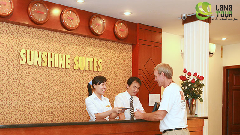 SUNSHINE SUITES HOTEL