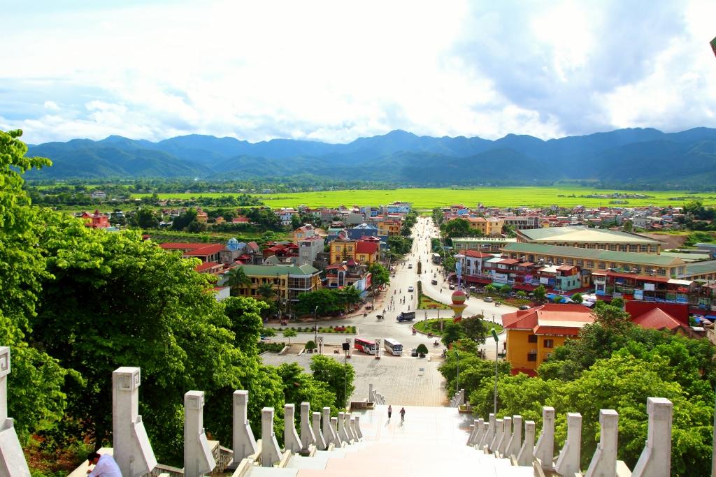Vé máy bay  Khánh Hòa đi Điện Biên Phủ