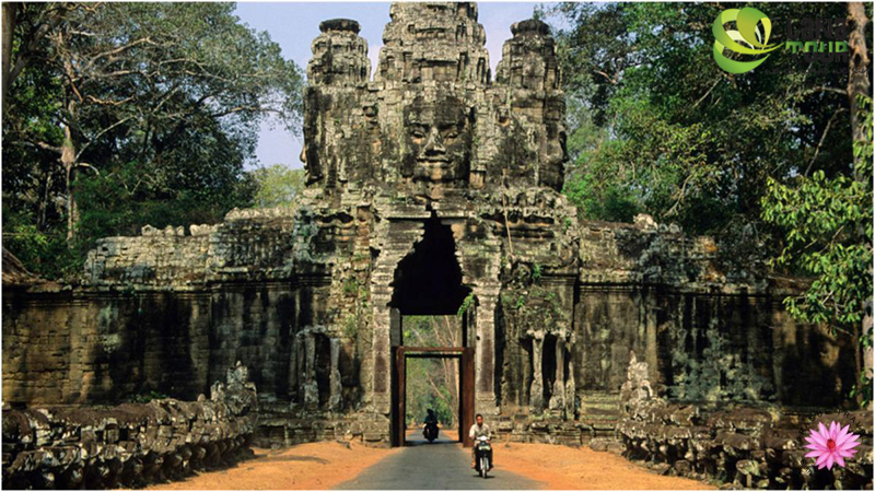 From the Majesty of Angkor Temples to the Paradise of Sihanoukville